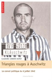 Triangles rouges à Auschwitz