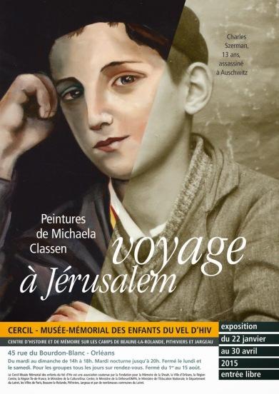 Affiche Michaela Classen
