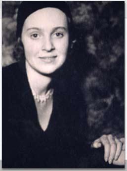 Marie-Claude Vaillant-Couturier, déportée le 24 janvier 1943 à Auschwitz, libérée et rentrée en France en 1945  (FNDIRP, fond Vaillant-Couturier)