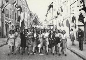 femmes et resistance