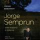 Nouvel ouvrage dans notre boutique de livre | Benestroff, Corinne «Jorge Semprun – Entre résistance et résilience» CNRS2017